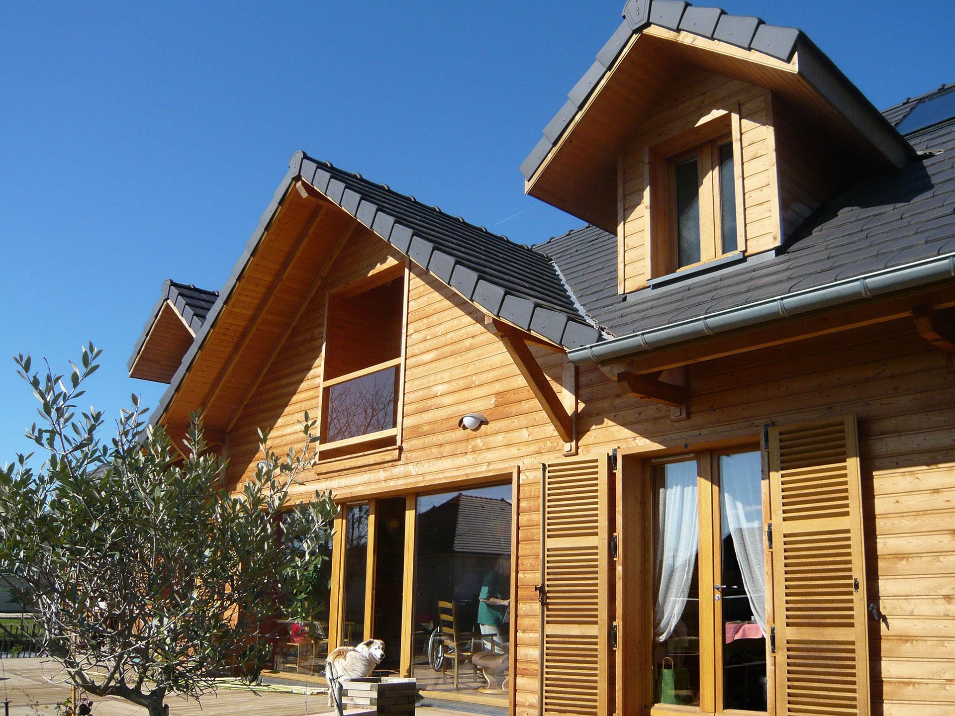 Avantages construction maisons arbor for Maison bois ouest